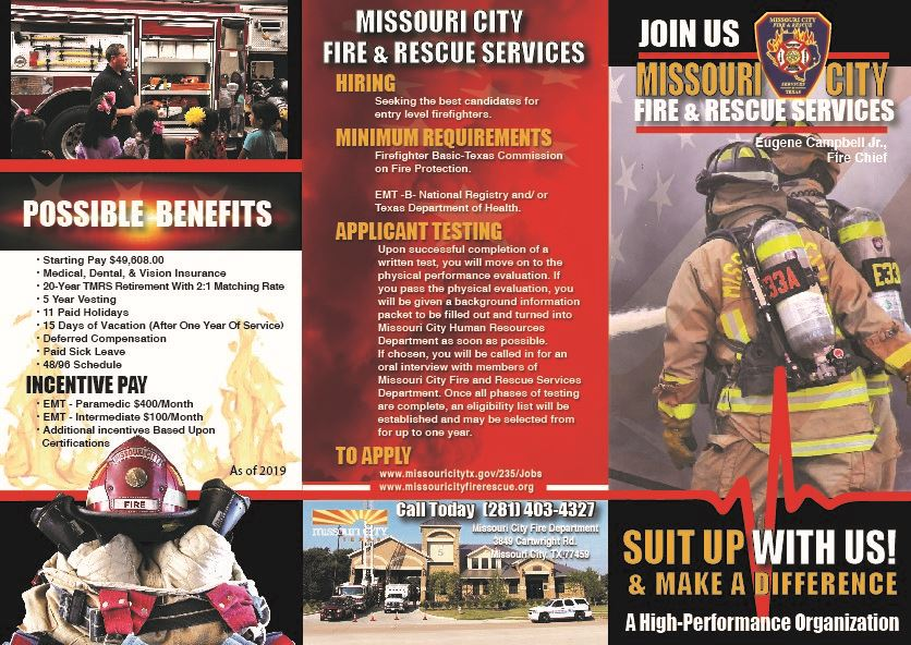 MCFRS Recruitment Flyer 1