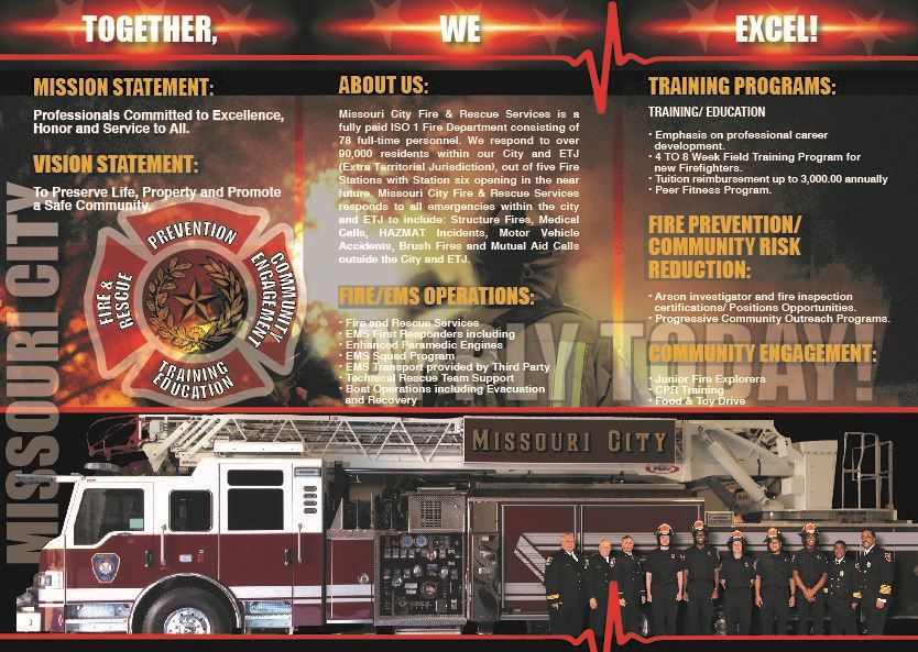 MCFRS Recruitment Flyer 2