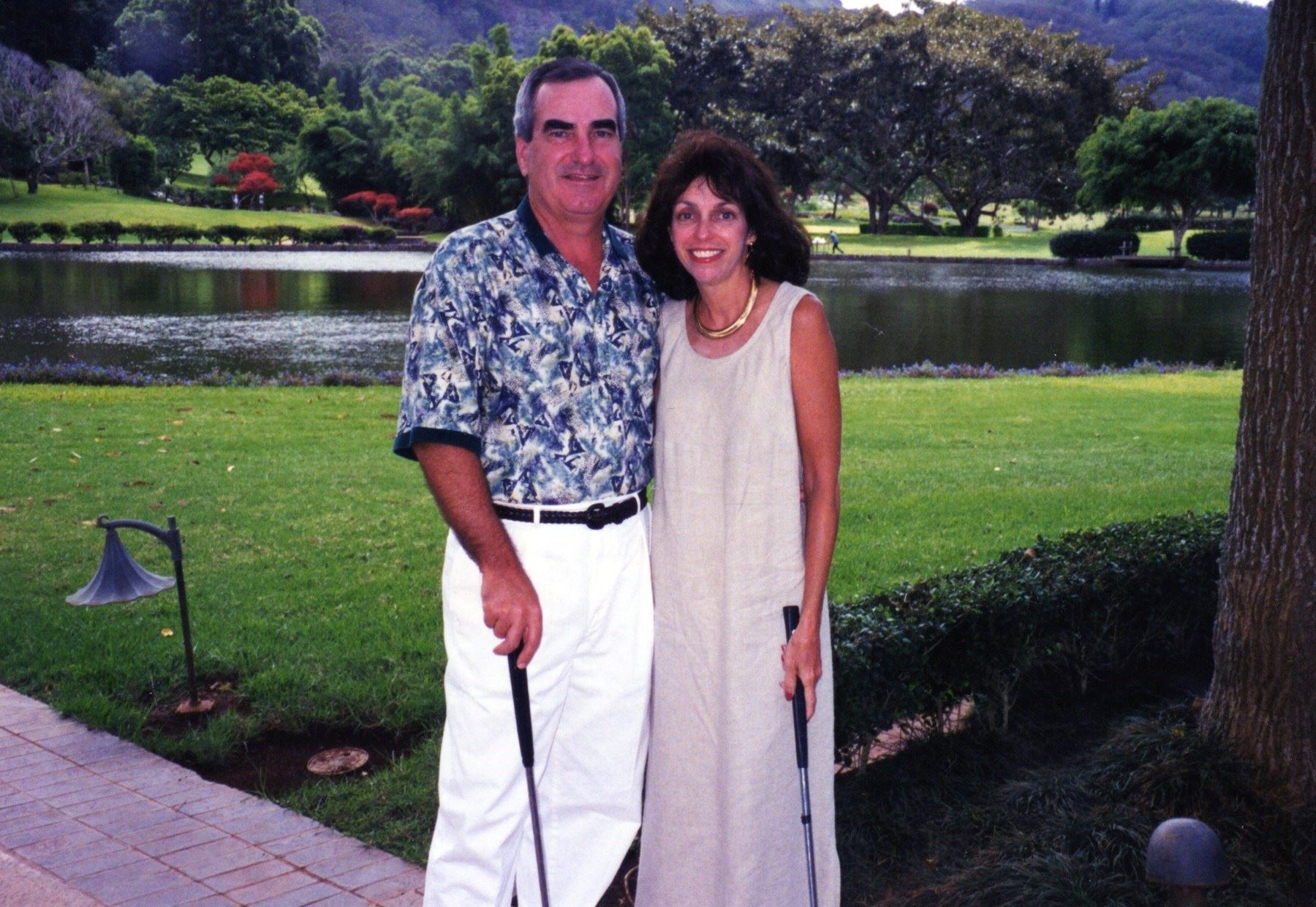 Dave Diane Hawaii