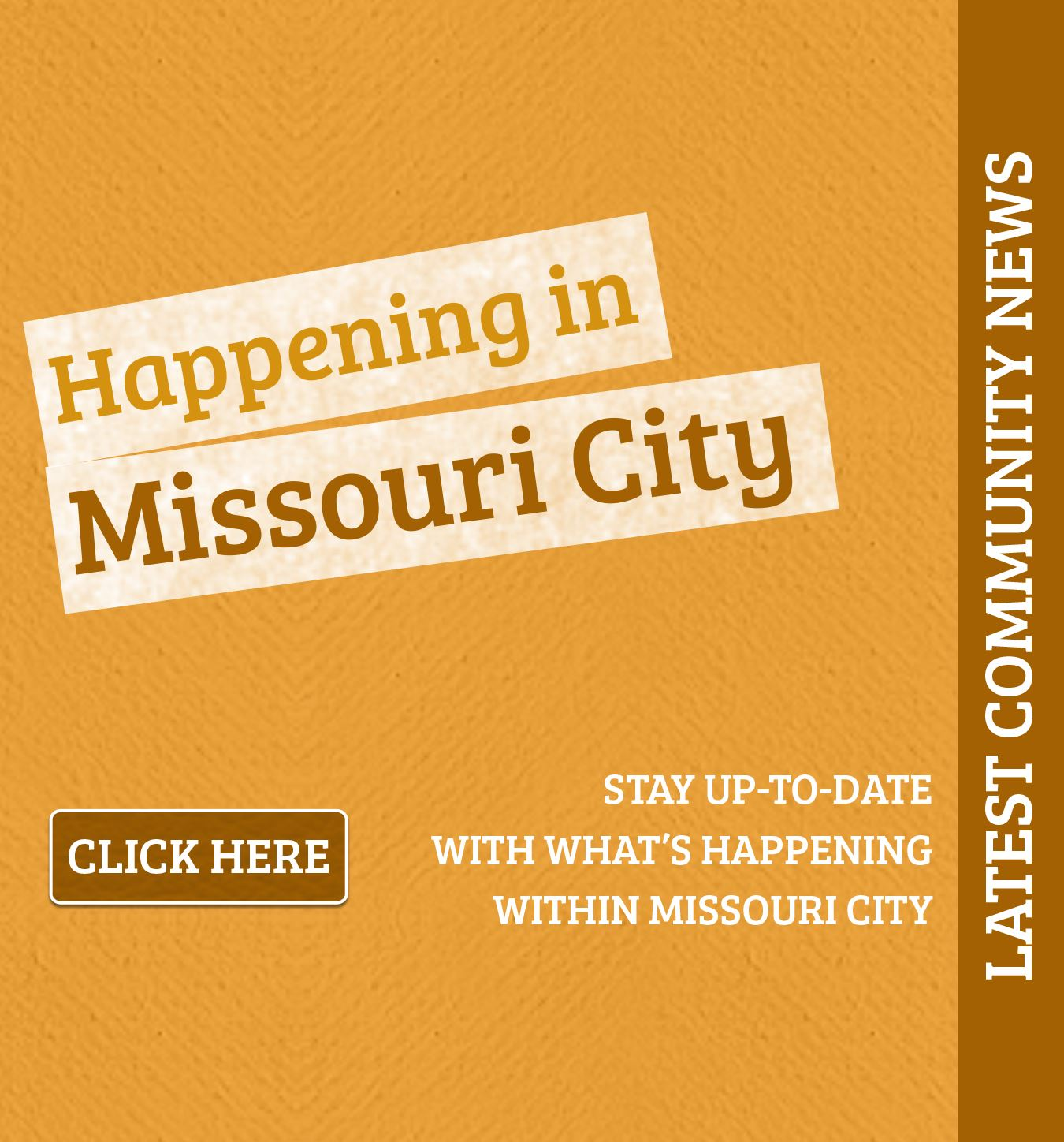 Missouri City, TX - Official Website | Official Website