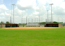 StaMo Sports Complex lighted baseball field